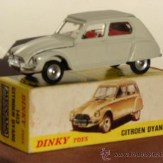 Coches a escala: CITROËN DYANE - DINKY TOYS . Lote 30495446