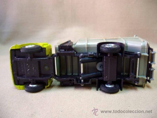 Coches a escala: CAMION, DINKY, REFUSE WAGON, CAST TOYS, 978, CON SU CAJA, 15 CM - Foto 11 - 31092615