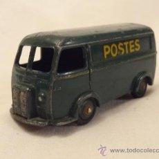 Model Cars - DINKY TOYS 25B PEUGEOT D.3.A. POSTES AÑOS 50 MECCANO - 31180013