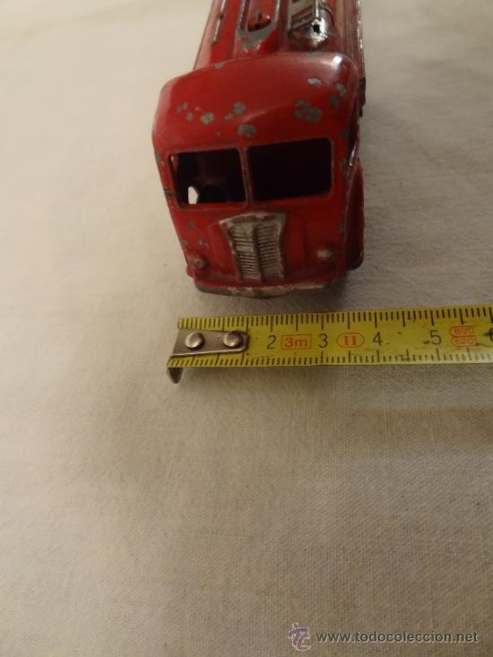 Coches a escala: DINKY TOYS. Nº 32C 1954 TRACTEUR PANHARD ESSO MECCANO MADE IN FRANCE - Foto 3 - 31179953