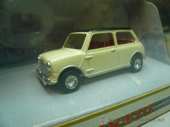 MINI COOPER S DINKY MATCHBOX (Juguetes - Coches a Escala 1:43 Dinky Toys)