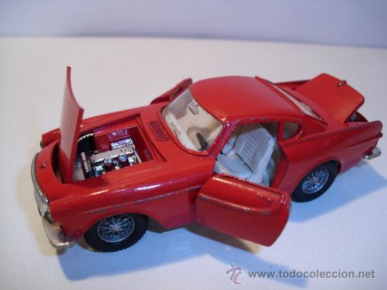DINKY TOYS MODELO Nº 116 -VOLVO 1800 S - MECCANO LTD-MADE IN ENGLAND (Juguetes - Coches a Escala 1:43 Dinky Toys)