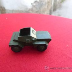 Coches a escala: VEHICULO MILITAR SCOUT CAR DINKY TOYS Nº 673 MECCANO SIN CONDUCTORES. Lote 31904491