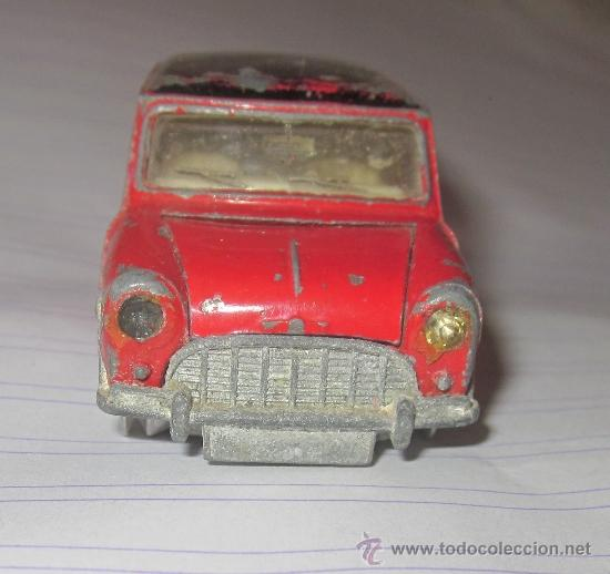 MINI MINOR,DINKY TOYS,MECCANO LTD,ESC.1/43 (Juguetes - Coches a Escala 1:43 Dinky Toys)