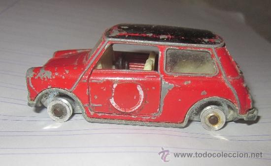 Coches a escala: MINI MINOR,DINKY TOYS,MECCANO LTD,ESC.1/43 - Foto 2 - 33695384