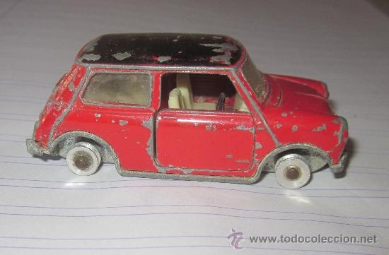 Coches a escala: MINI MINOR,DINKY TOYS,MECCANO LTD,ESC.1/43 - Foto 3 - 33695384