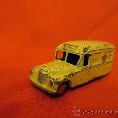 Model Cars - Dinky toys 1954 daimler ambulance - 36091959