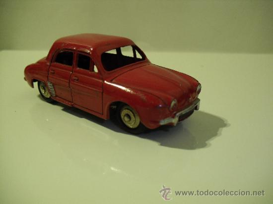 DINKY TOYS-RENAULT DAUPHINE -MADE IN FRANCE -MECCANO (Juguetes - Coches a Escala 1:43 Dinky Toys)