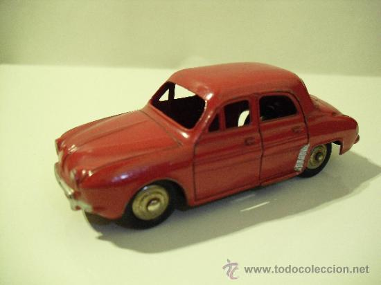Coches a escala: DINKY TOYS-RENAULT DAUPHINE -MADE IN FRANCE -MECCANO - Foto 2 - 37505640