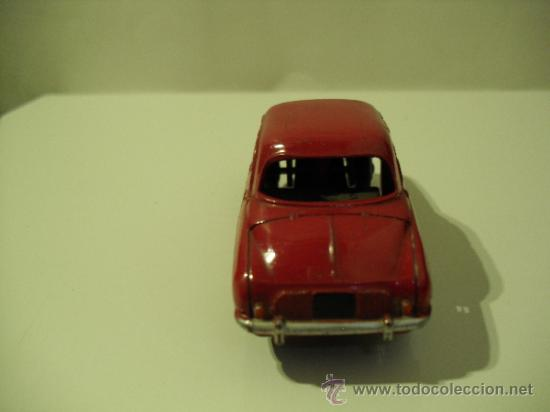Coches a escala: DINKY TOYS-RENAULT DAUPHINE -MADE IN FRANCE -MECCANO - Foto 4 - 37505640