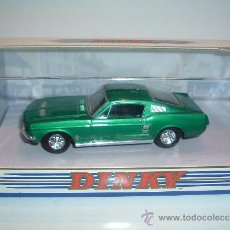 Coches a escala - FORD MUSTANG FAST BACK, 1967, DE DINKY MATCHBOX, REF. DY-16. 1/43 - 37980244