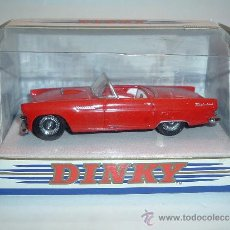 Coches a escala: FORD THUNDERBIRD 1955 DE DINKY MATCHBOX , REF. DY-31. Lote 38016782