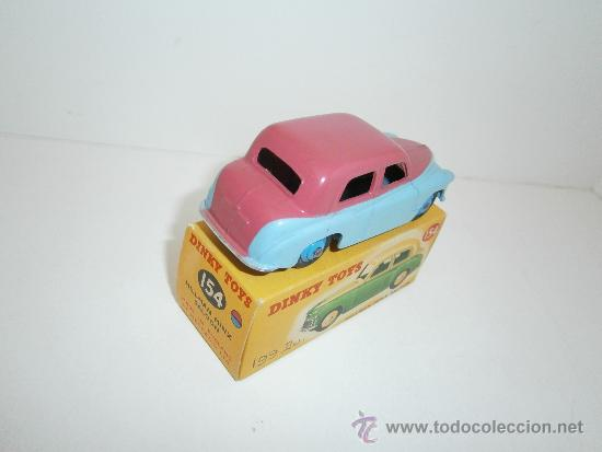 Coches a escala: HILLMAN MINX SALOON, DE DINKY TOYS, REF. 154-G, ORIGINAL 1954, MINT IN BOX. - Foto 4 - 38407127
