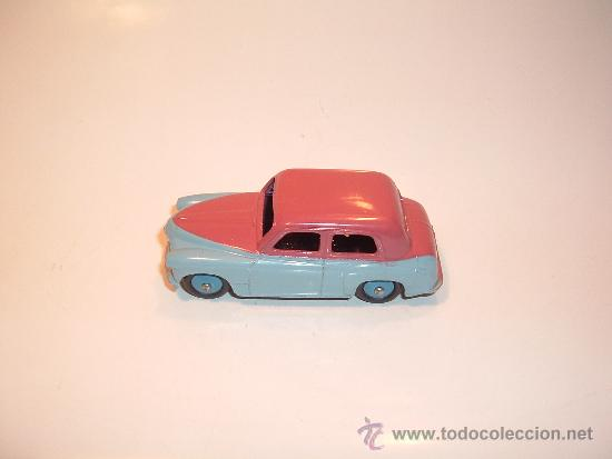 Coches a escala: HILLMAN MINX SALOON, DE DINKY TOYS, REF. 154-G, ORIGINAL 1954, MINT IN BOX. - Foto 8 - 38407127