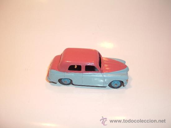 Coches a escala: HILLMAN MINX SALOON, DE DINKY TOYS, REF. 154-G, ORIGINAL 1954, MINT IN BOX. - Foto 9 - 38407127