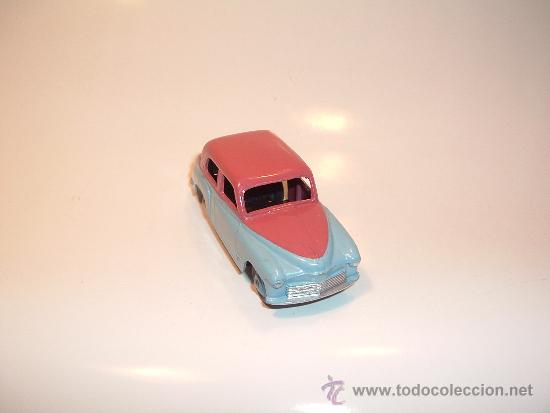 Coches a escala: HILLMAN MINX SALOON, DE DINKY TOYS, REF. 154-G, ORIGINAL 1954, MINT IN BOX. - Foto 10 - 38407127