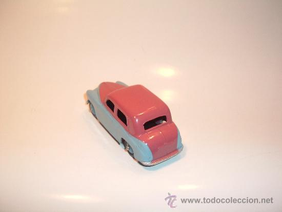 Coches a escala: HILLMAN MINX SALOON, DE DINKY TOYS, REF. 154-G, ORIGINAL 1954, MINT IN BOX. - Foto 11 - 38407127