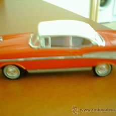 Coches a escala: CHEVROLET BEL AIR DINKY TOYS MATCHBOX . Lote 38523271