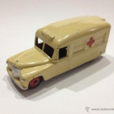 Model Cars - DINKY TOYS 253 DAIMLER AMBULANCIA ENGLAND. AÑO 1954. . 100% ORIGINAL - 39480875