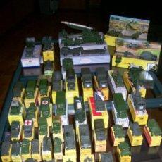 Coches a escala - Dinky Toys. Meccano. Espectacular coleccion Dinky Toys Militar. - 40468852