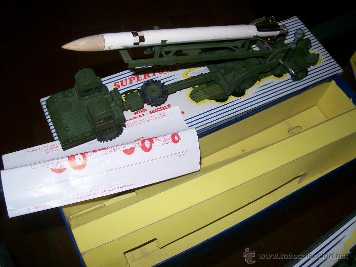 Coches a escala: Dinky Toys. Meccano. Espectacular coleccion Dinky Toys Militar. - Foto 9 - 40468852