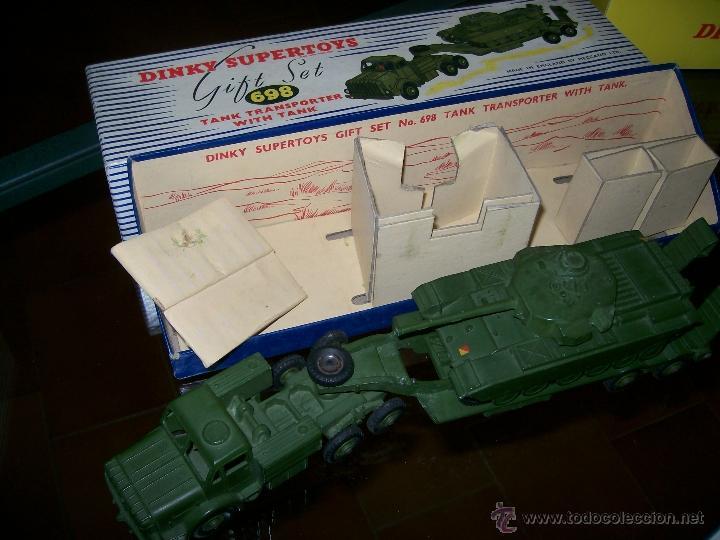 Coches a escala: Dinky Toys. Meccano. Espectacular coleccion Dinky Toys Militar. - Foto 11 - 40468852