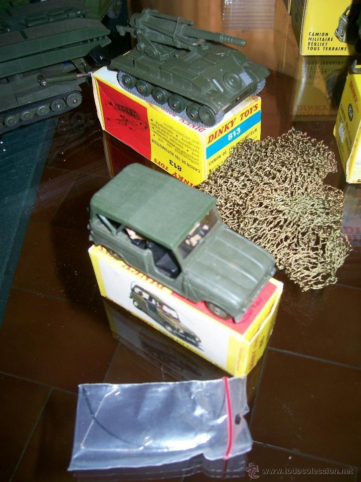 Coches a escala: Dinky Toys. Meccano. Espectacular coleccion Dinky Toys Militar. - Foto 13 - 40468852
