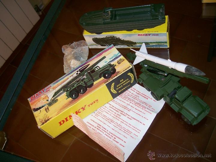 Coches a escala: Dinky Toys. Meccano. Espectacular coleccion Dinky Toys Militar. - Foto 14 - 40468852