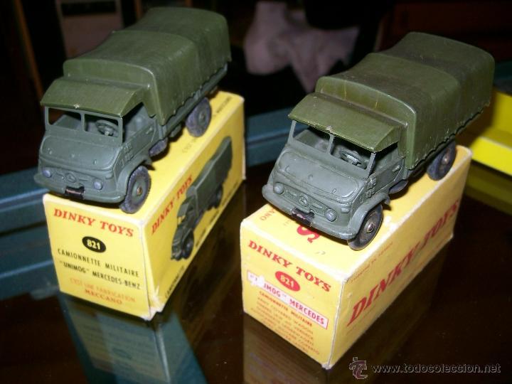 Coches a escala: Dinky Toys. Meccano. Espectacular coleccion Dinky Toys Militar. - Foto 16 - 40468852