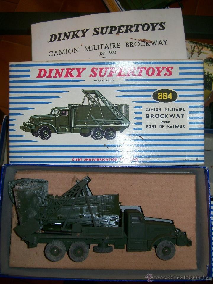 Coches a escala: Dinky Toys. Meccano. Espectacular coleccion Dinky Toys Militar. - Foto 18 - 40468852