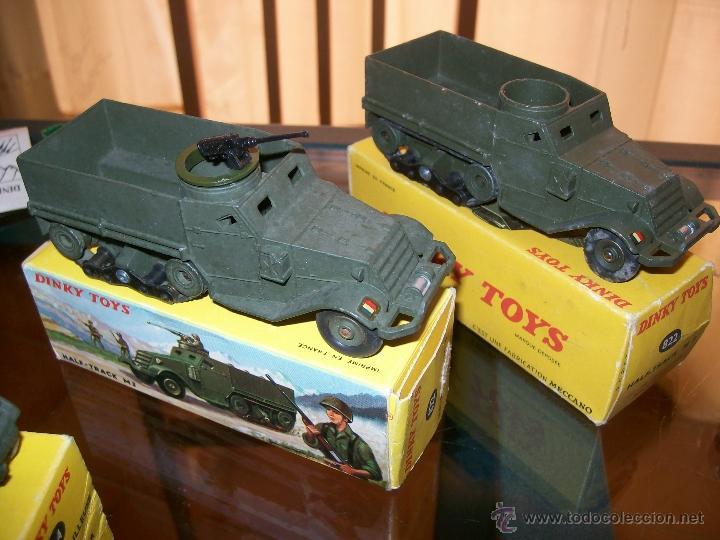 Coches a escala: Dinky Toys. Meccano. Espectacular coleccion Dinky Toys Militar. - Foto 20 - 40468852