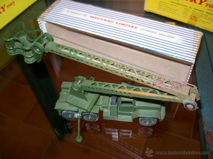 Coches a escala: Dinky Toys. Meccano. Espectacular coleccion Dinky Toys Militar. - Foto 21 - 40468852