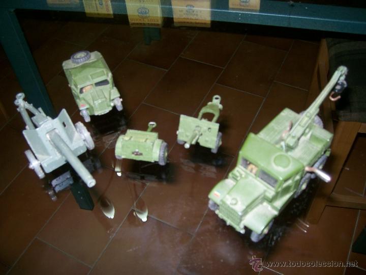 Coches a escala: Dinky Toys. Meccano. Espectacular coleccion Dinky Toys Militar. - Foto 22 - 40468852