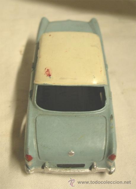 Coches a escala: Simca Versalles Dinky Toys - Foto 2 - 40640409