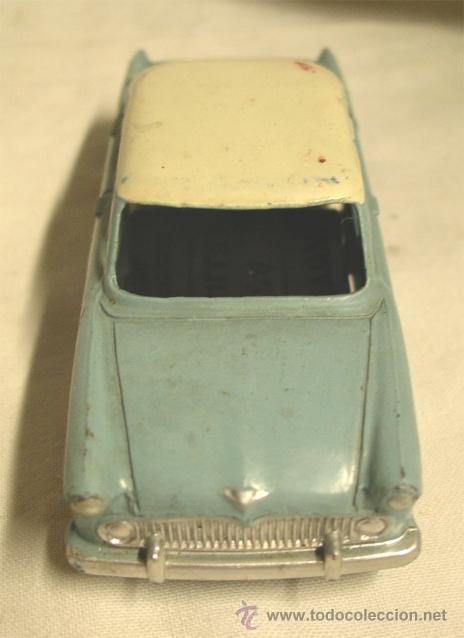 Coches a escala: Simca Versalles Dinky Toys - Foto 4 - 40640409