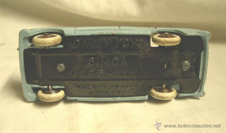 Coches a escala: Simca Versalles Dinky Toys - Foto 5 - 40640409