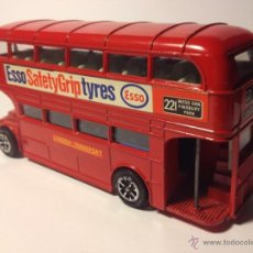 Coches a escala: DINKY TOYS 289 BUS INGLES ROUTEMASTER. ANTIGUO AÑOS 70,S.. Lote 40914891