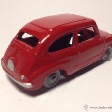 Coches a escala: ANTIGUO DINKY TOYS Nº 183 MADE IN ENGLAND: FIAT SEAT 600 . VINTAGE. Lote 40931228