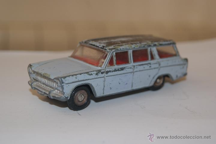 DINKY TOYS FIAT 1800 548 (Juguetes - Coches a Escala 1:43 Dinky Toys)