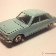 Coches a escala: ANTIGUO DINKY TOYS Nº 1452, PEUGEOT 504 DEL AÑO 1977 MADE IN SPAIN ¡MUY RARO!. Lote 41445687