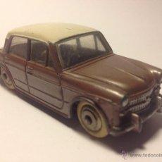 Coches a escala: ANTIGUO DINKY TOYS Nº 531, FIAT 1200 BRADE VUE DEL AÑO 1959. BUEN ESTADO. Lote 41445956