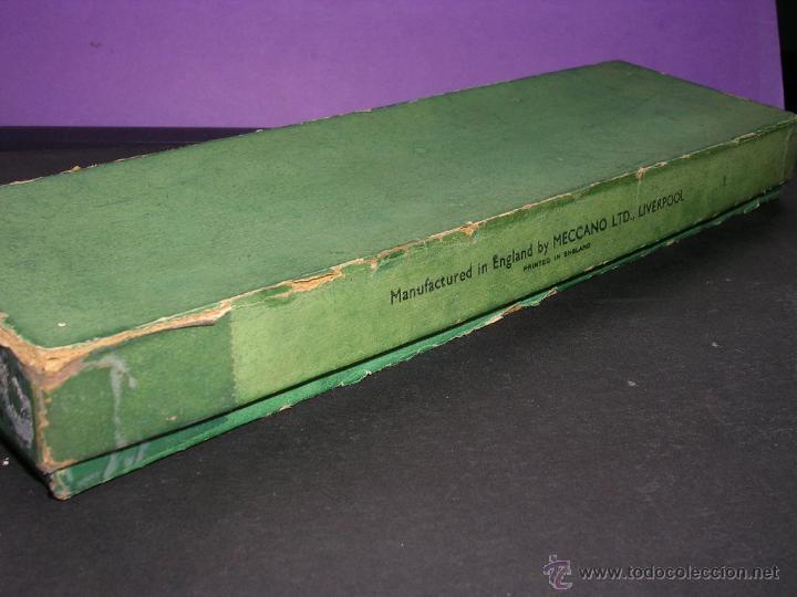 Coches a escala: Nº 1 DE DINKY STATION STAFF 1931 100% ORIGINAL . ESCALA 0 . CON CAJA - Foto 6 - 41449486