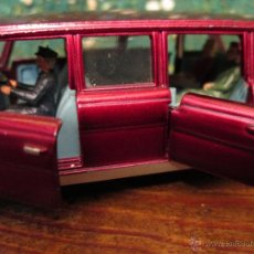 Coches a escala: DINKY TOYS 1969 MERCEDES 600 LIMUSINA CONDUCTOR Y PASAJEROS. Lote 41629650