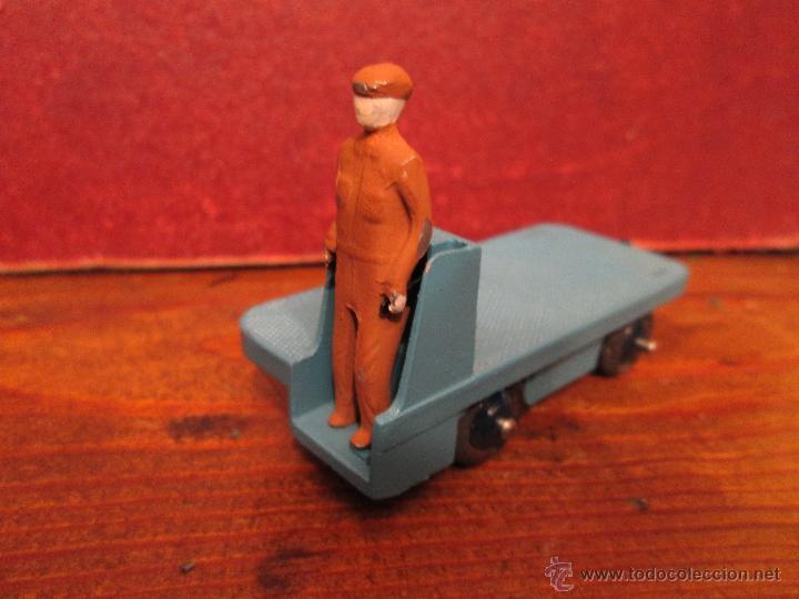 DINKY TOYS 1954 BEV TRUCK RESTAURADO (Juguetes - Coches a Escala 1:43 Dinky Toys)