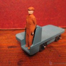 Coches a escala: DINKY TOYS 1954 BEV TRUCK RESTAURADO. Lote 42411934