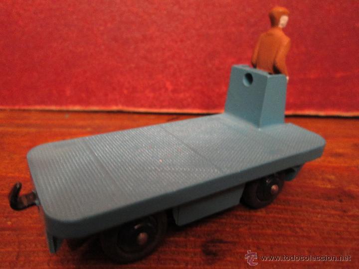 Coches a escala: Dinky Toys 1954 BEV truck restaurado - Foto 2 - 42411934