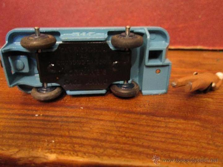 Coches a escala: Dinky Toys 1954 BEV truck restaurado - Foto 3 - 42411934