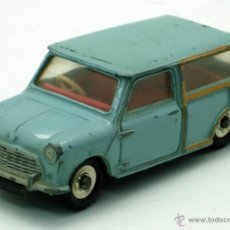 Coches a escala: AUSTIN SEVEN COUNTRYMAN DINKY TOYS MECCANO 1/43 MADE IN ENGLAND. Lote 43054903