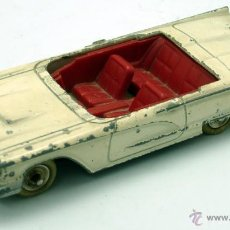 Coches a escala: FORD THUNDERBIRD DINKY TOYS MECCANO 1/43 MADE IN FRANCE. Lote 43073932