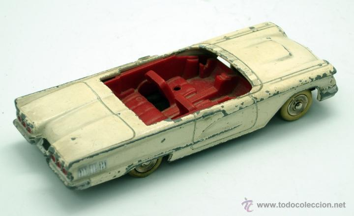 Coches a escala: Ford Thunderbird Dinky Toys Meccano 1/43 Made in France - Foto 2 - 43073932